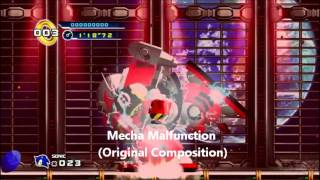 Mecha Malfunction (Original Composition) Rytmik Retrobits by shadow17993