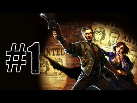 Bioshock Infinite - Gameplay Walkthrough - Part 1 (PS3/X360/PC) [HD]