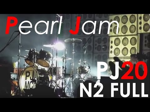 Pearl Jam - PJ20 - Alpine Valley 9-4-2011
