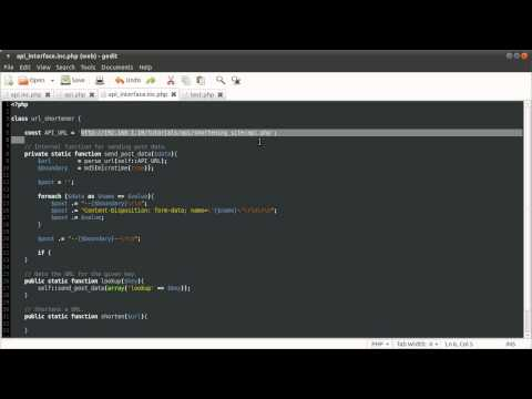 PHP Tutorial: Developer API [part 05]