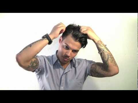 Slikhaar TV 72 - School Boy Look by Daniel Alfonso - Men's Hair Tutorial