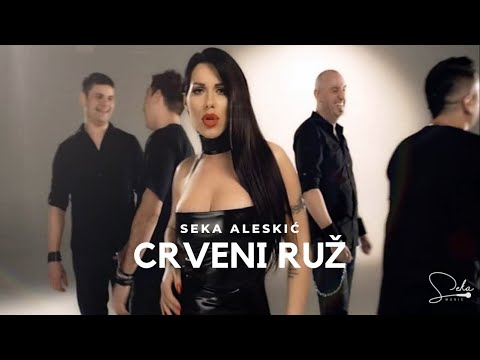Seka Aleksić – Crveni ruž Video i spot pjesme