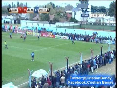 CA Brown Adrogue 2-0 Almagro