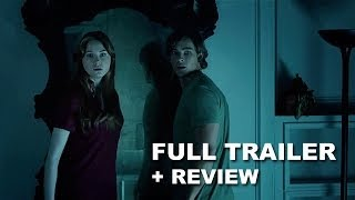 Oculus 2014 Official Trailer 2 + Trailer Review : Karen Gillan - HD PLUS