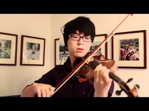 Lil Wayne - How to Love - Jun Sung Ahn Violin Cover
