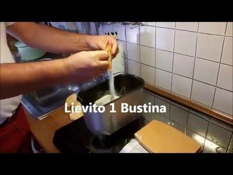 Torta PlumCake allo yogurt Macchina del Pane - Silvercrest - Lidl - Bread Machine