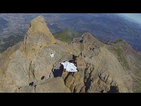 Phenomenally Long Proximity Wingsuit Flights in the Swiss Alps | HeliBASE 74, Ep. 3