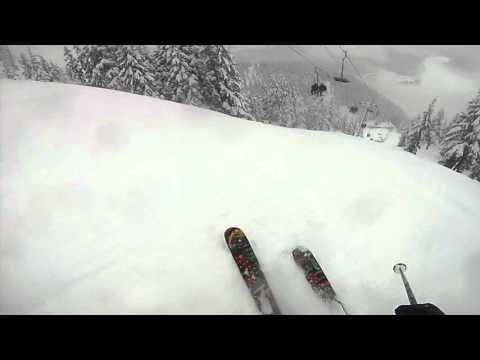 GoPro Line of the Winter: Donnelly Miller - Alpental, Washington 03.15.16 - Snow