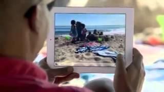 Vidéo : Apple Nouvel iPad Publicité