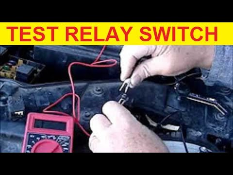 Ford Focus Fuel Pump Relay Taurus Fuel Pump Relay