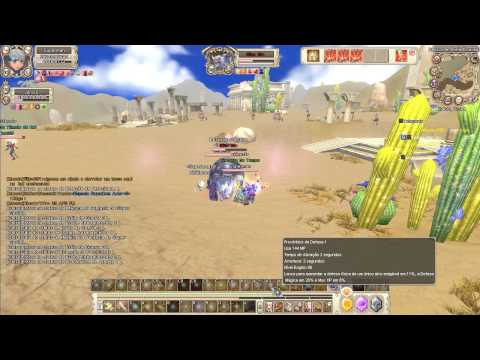 Grand Fantasia - World Boss Sibo Gin - Superman