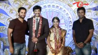 Aryan Rajesh Wedding Reception 03
