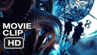 Hugo Movie CLIP - Big Machine - Martin Scorsese Movie (2011) HD