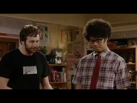The IT Crowd - This, Jen, is the internet