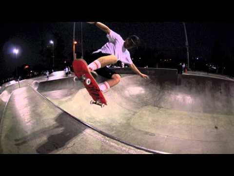Pedro Barros Chino 6-21-12 Pocket Pistols Skates