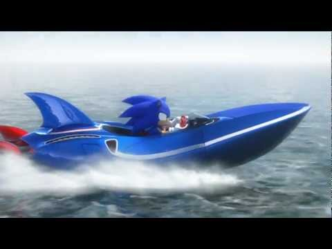 Sonic & All-Stars Racing Transformed - Sonic The Hedgehog 2012-05-01 10:44