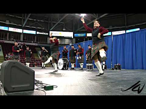 Scottish Bagpipe Band and Highland Dance Kelowna BC YouTube