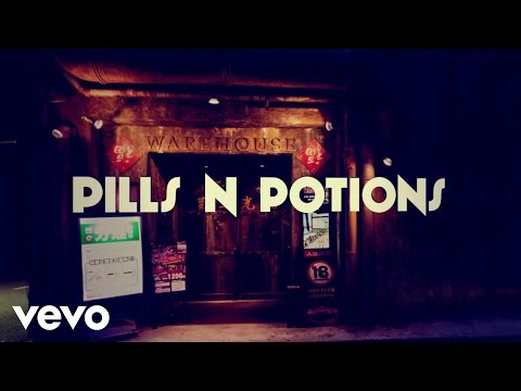 Pills N Potions (First Version) [Video Lirik]