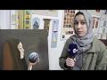 أخبار حصرية - بنغازي ترفض العنف ضد المرأة بالفن