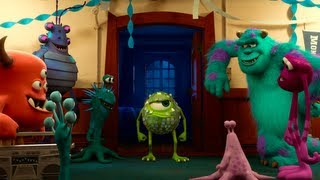 【怪獸大學 -Monsters University Teaser】【Yao】