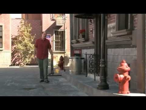Una Maid En Manhattan Behind-the-Scenes Set Tour