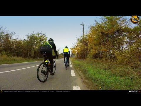 Video: Traseu SSP Bucuresti - Valea Dragului - Herasti - Hotarele - Adunatii-Copaceni [VIDEO]