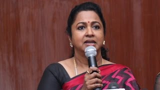 Watch Radika Sarathkumar Explains About How The Rivalry Started in Nadigar Sangam Red Pix tv Kollywood News 08/Oct/2015 online
