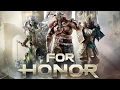 For Honor All Cutscenes (Game Movie) PS4 PRO 1080p HD