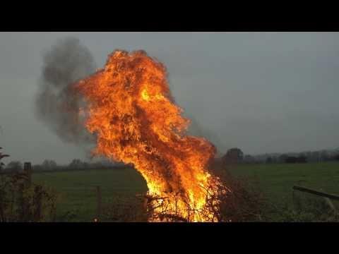 Massive Petrol Fireball - The Slow Mo Guys