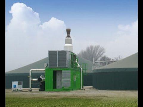 Bts Italia - Biogas per produrre energia