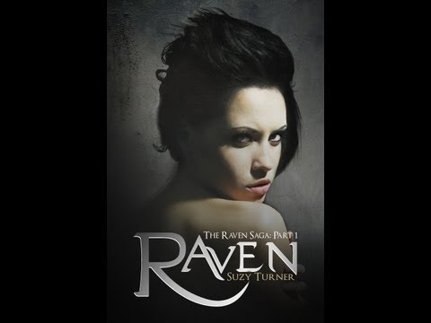 YA URBAN FANTASY BOOK TRAILER: The Raven Saga Book I