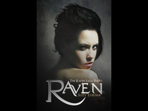 YA URBAN FANTASY BOOK TRAILER: The Raven Saga Book I