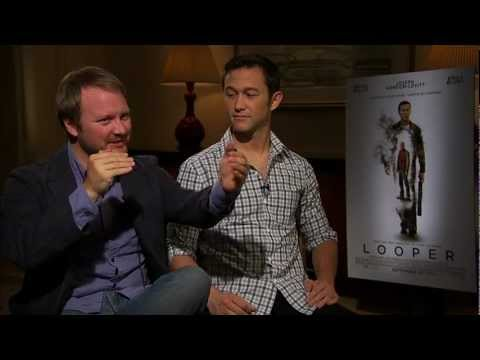 Joseph Gordon-Levitt and Rian Johnson Interview