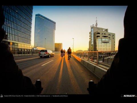 VIDEOCLIP Prima iesire cu bicicleta in 2016 - 1 ianuarie 2016 [VIDEO]
