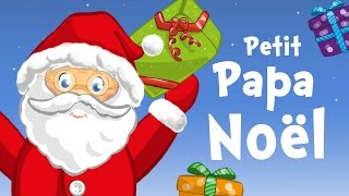 Petit Papa Noël comptine de Noël avec paroles