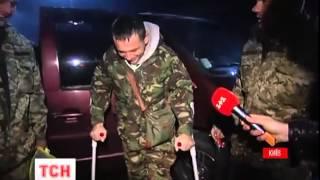 В Житомир приехали десантники 95-й бригады