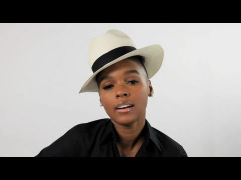 Janelle Monae Interview 2010- talking about origins of 'Cold War', Diddy, Big Boi and more