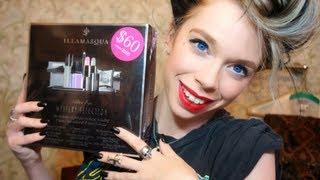 grav3yardgirl – ILLAMASQUA MYSTERY BOX UNBOXING!
