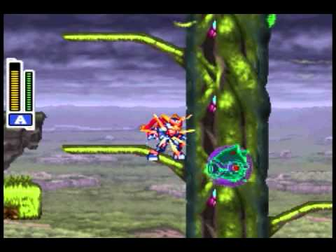 Mega Man ZX Advent (Grey) - Floating Ruins