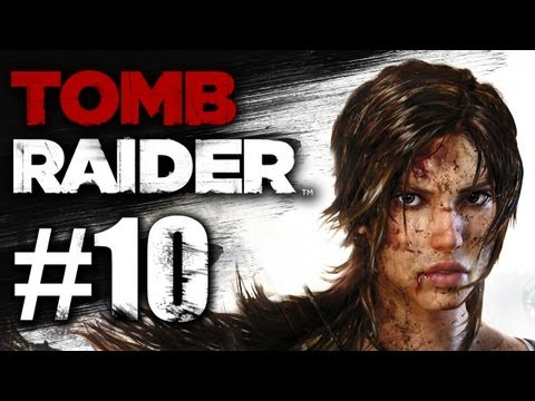 Tomb Raider (2013) - Gameplay Walkthrough Part 10 - Shotgun Time (XBOX 360/PS3/PC)