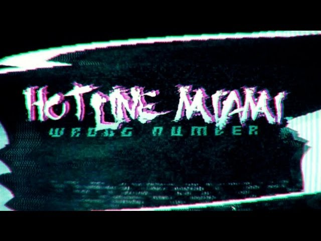 Hotline Miami 2 - Teaser Trailer