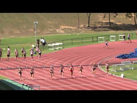 100M H5 Women Zoe Dingley 12.84. Joanna Stone Shield 2014.       018