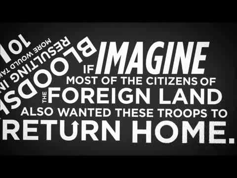 "Ron Paul ""IMAGINE"" FOREIGN POLICY RON PAUL 2012"