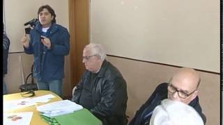 CONFERENZA STAMPA TARANTO FUTURA E FONDO ANTIDIOSSINA