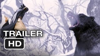 Painted Skin: The Resurrection Official Trailer - Martial Arts Movie (2012) HD