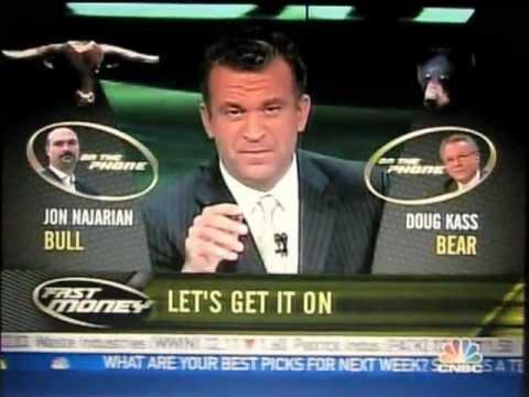 Jon Najarian Doug Kass 'Bull Bear Debate' Fast Money 8-17-2007