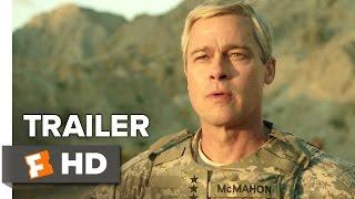 War Machine Trailer #1 (2017)   Movieclips Trailers