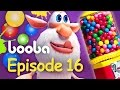 Booba - Episode 16 Cinema hall Funny Cartoons for kids bubble gum KEDOO буба 2017 ANIMATIONS 4 KIDS