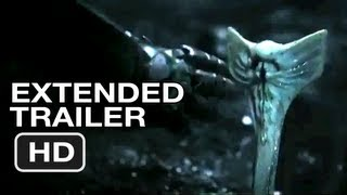 Prometheus Extended International Trailer (2012) - Ridley Scott Alien Movie