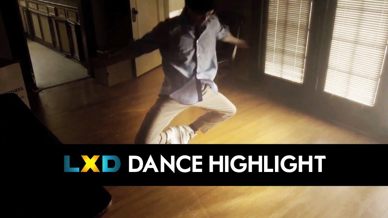 The LXD's Dance Scenes -- ELLIOT'S SHOES [DS2DIO]